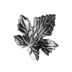 R 138/11 kovácsoltvas levelek, virágok
