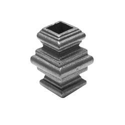 R 1390/5 kovácsoltvas fűzhető és közbenső díszek