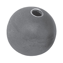 R 1394/25 kovácsoltvas golyók, gömbök, karikák