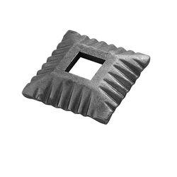 R 1408/2 kovácsoltvas talplemezek, takarások