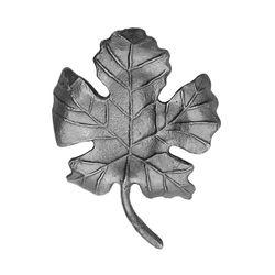 R 661/3 kovácsoltvas levelek, virágok