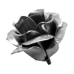 R 705/5 kovácsoltvas levelek, virágok