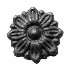 R 756/2 kovácsoltvas levelek, virágok