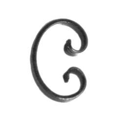 R 80/A/25 kovácsoltvas c- és s- minták