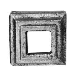 R 819/3 kovácsoltvas talplemezek, takarások