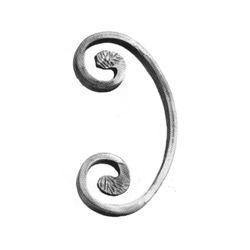 R 88/A/3 kovácsoltvas c- és s- minták