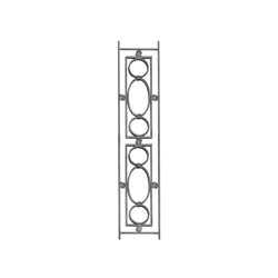 RGD 205/2 kovácsoltvas korlátpálcák