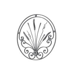 RGD 268/2 kovácsoltvas rozetták
