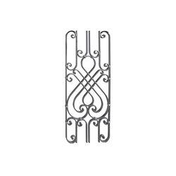 RGD 99/1 kovácsoltvas korlátpálcák