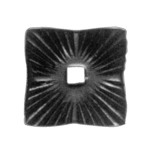 R 116/A/2 kovácsoltvas talplemezek, takarások