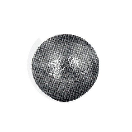 R 123/1 kovácsoltvas golyók, gömbök, karikák