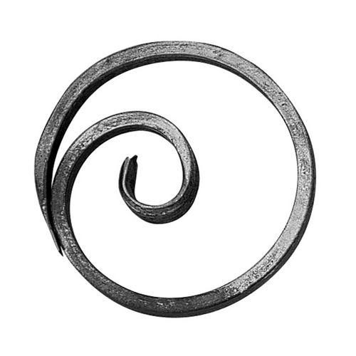 R 1299/6 kovácsoltvas golyók, gömbök, karikák