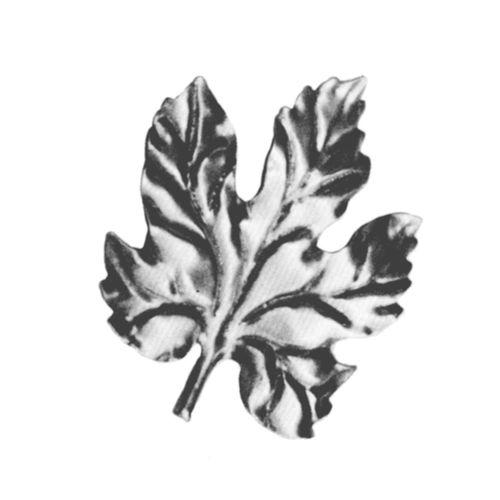 R 138/12 kovácsoltvas levelek, virágok