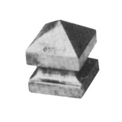 R 167/15 kovácsoltvas korlátgömbök