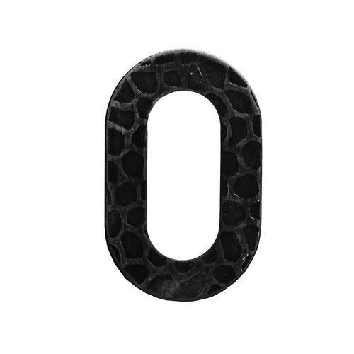 R 171/10 kovácsoltvas számok, levélbedobók