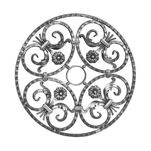 R 459/1 kovácsoltvas rozetták