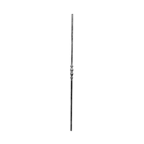 R 497/1 kovácsoltvas korlátpálcák