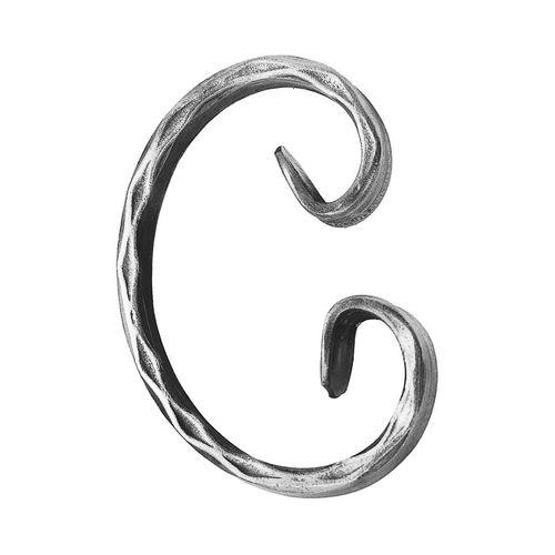R 641/1 kovácsoltvas c- és s- minták