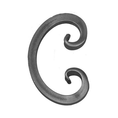 R 658/7 kovácsoltvas c- és s- minták