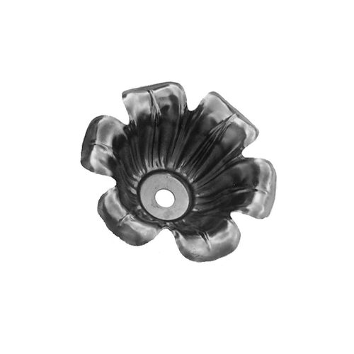 R 711/4 kovácsoltvas levelek, virágok