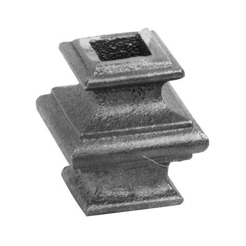R 746/1 kovácsoltvas fűzhető és közbenső díszek
