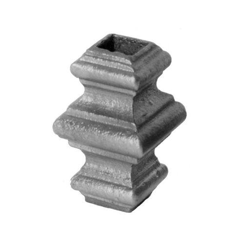 R 746/5 kovácsoltvas fűzhető és közbenső díszek