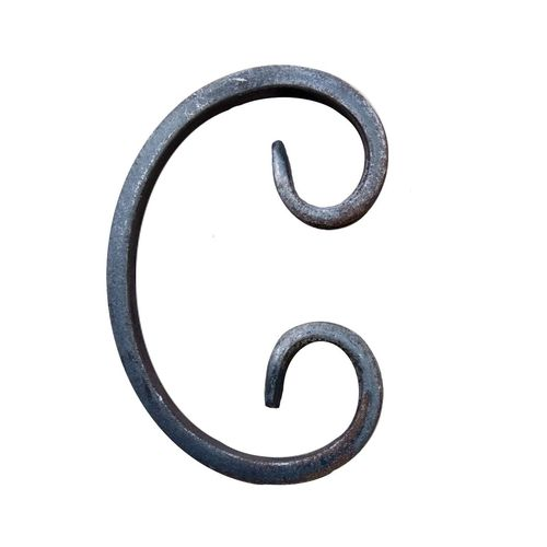 R 80/A/9 kovácsoltvas c- és s- minták