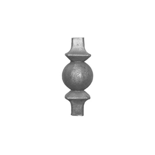 RF 1389/2 kovácsoltvas fűzhető és közbenső díszek