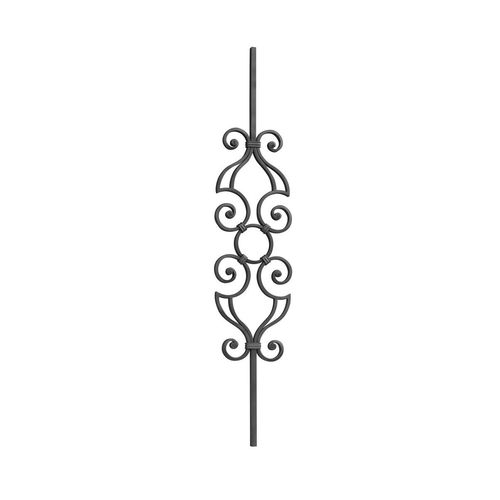 RGD 151/1 kovácsoltvas korlátpálcák