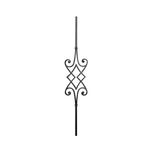RGD 154/3 kovácsoltvas korlátpálcák