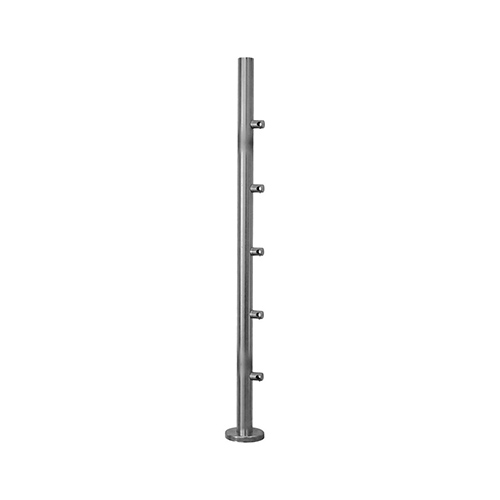 RFE0282/B rozsdamentes korlátoszlopok