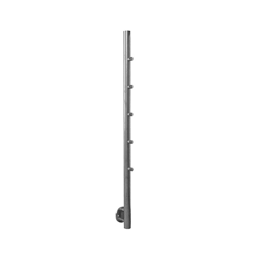 RFE0284/B rozsdamentes korlátoszlopok