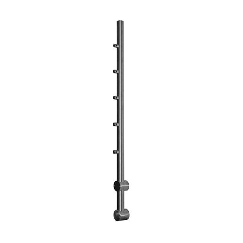 RFE0290 rozsdamentes korlátoszlopok